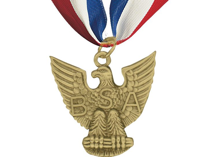 Distiguished Eagle Scout Awards